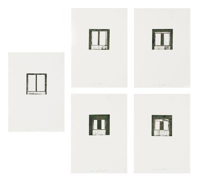 Brice Marden, 'Focus I-V', 1979-1980