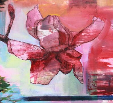 Kay Bradner, 'The Passionate Magnolia', 2017