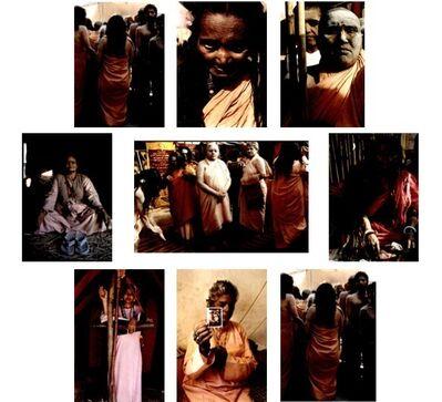 Sheba Chhachhi, 'Ganga's Daughters', 1992-02