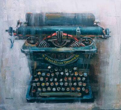 Bradford J. Salamon, 'Smith Corona Typewriter', 2018