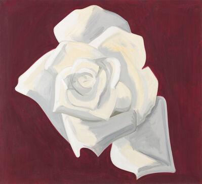 Alex Katz, 'Untitled (Rose)', 1966