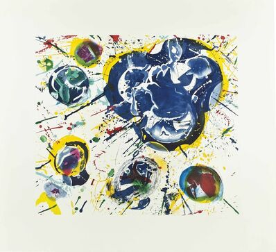 Sam Francis, 'Senza Titolo I', 1987