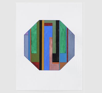 Anton Ginzburg, 'Translucent Concrete Series, Study #14', 2020