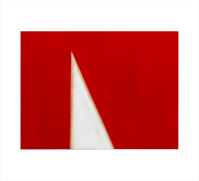 Betty Merken, 'Structure, Red. #03-19-09', 2019
