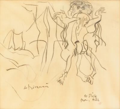 Willem de Kooning, 'SENZA TITOLO', 1967-1969