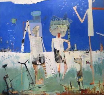Brigitte Wolf, 'Not A Cloud In The Sky'