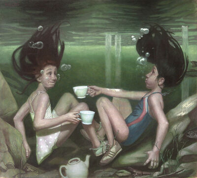 Shawn Fields, 'Tea Party'