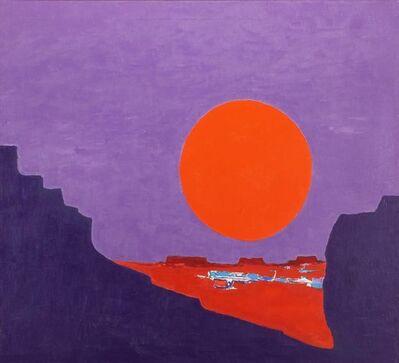 John De Puy, 'Inner Gorge ', 1970
