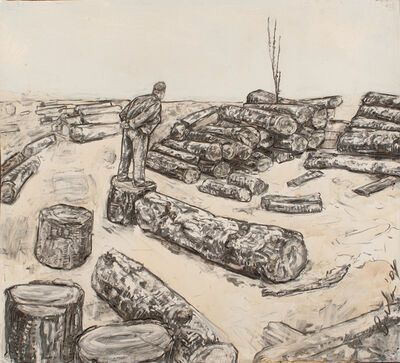 David Bailin, 'Seedling', 2004