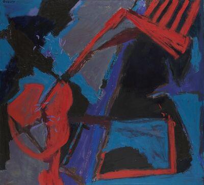 Judith Godwin, 'Harlem', 1981