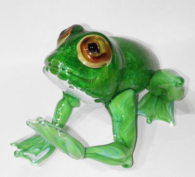 Michael Hopko, 'Waving Frog ', 2018