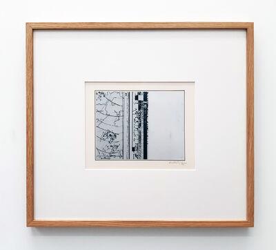 Lars Fredrikson, 'Fax', 1980