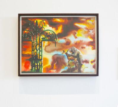 Alexis Rockman, 'The Gate', 2012