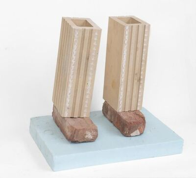 Matthew Kirk, 'Papa's Boots', 2018