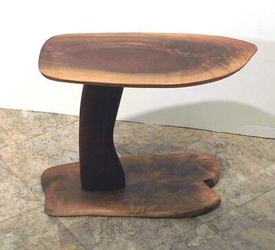 Margery Goldberg, 'Walnut Slice (Table)'