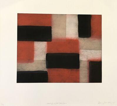 Sean Scully, 'Wall of Light Crimson', 2005