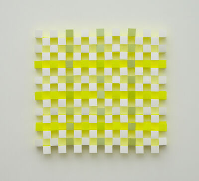 Joan Grubin, 'Lattice #9', 2010