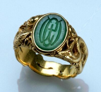 Unknown Artist, 'Durand and Company Ring', ca. 1897
