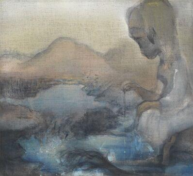 Leiko Ikemura, 'Kontemplation', 2013