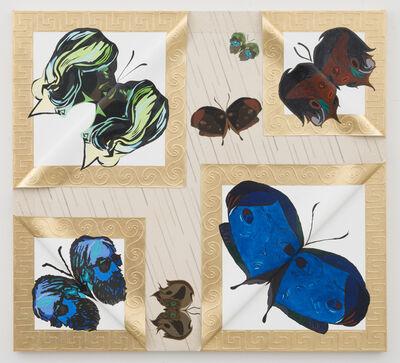 Greg Parma Smith, 'Unique Janus Butterflies 7', 2015
