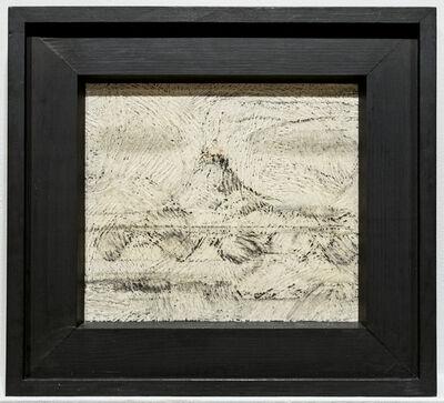 Richard Artschwager, 'Untitled (Volcano)', 1985