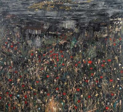 Paul Manes, 'Night in a Poppy Field', 2018