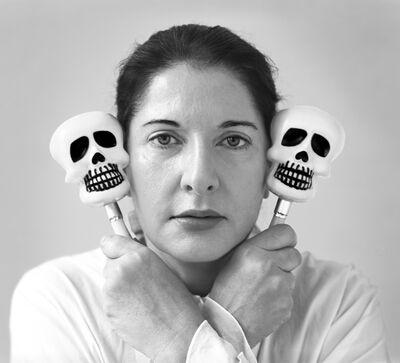 Marina Abramović, 'Portrait with Maracas', 2006