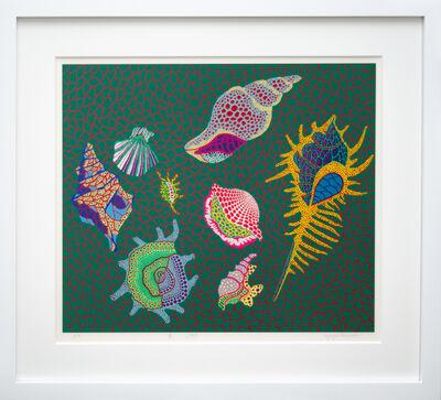 Yayoi Kusama, 'Shellfish', 1989