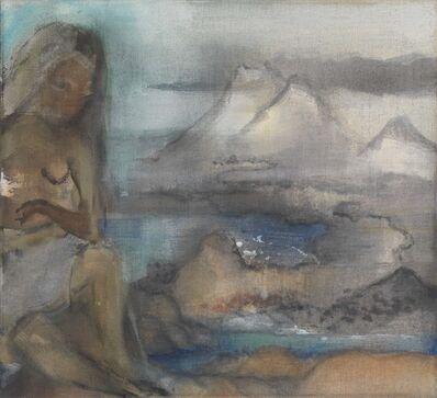 Leiko Ikemura, 'Kosmische Landschaft (Cosmic Landscape)', 2013