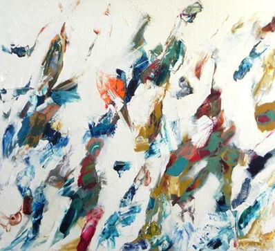 John DiPaolo, 'White Heat...Drifter #5', 2015