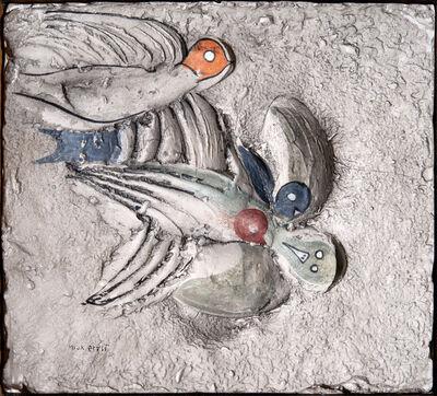 Max Ernst, 'Ci-fût une hirondelle', 1927