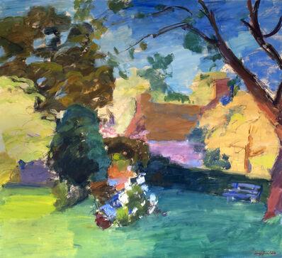 Henry Finkelstein, 'Pauline and Alan's Garden II', 2019