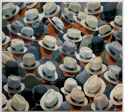 Greg Drasler, 'Hats', 2003