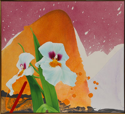 Michael Knigin, 'White Irises', ca. 1989