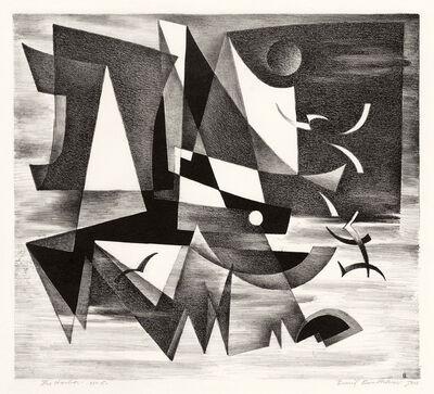Emil Bisttram, 'The Harbor', ca. 1950