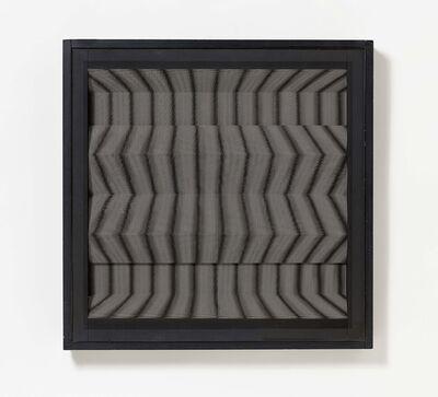 Ludwig Wilding, 'Stereoskopisches Bild PSR 55/25', 1979
