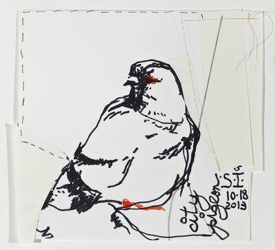 Sanda Iliescu, 'City Pigeon, Columba Liria', 2013