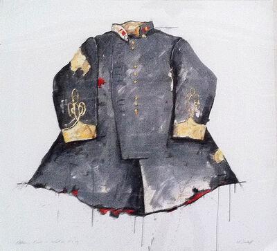 William Dunlap, 'Brand Loyalty – Officer's Tunic – Winter Gray', 2014