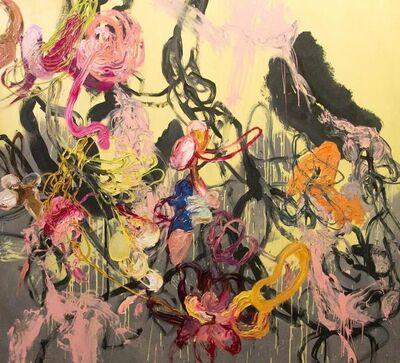 Angel Ricardo Ricardo Ríos, 'El placer de la gravedad', 2017