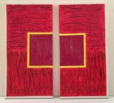 Paul Martin Wolff, 'Red and Yellow', 2017
