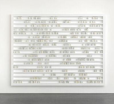 Edmund de Waal, 'Breathrun, I', 2013