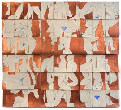 Susan Weil, 'Copper', 1999