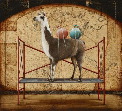 Tyson Grumm, 'Double Bump Humped Llama', 2015