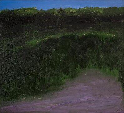 Carlo Mattioli, 'Paesaggio'