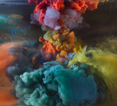 Kim Keever, 'Abstract 46682', 2019