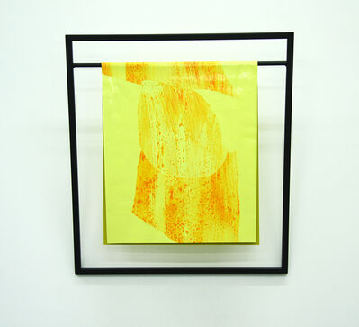 Helen Calder, 'Yellow Orange', 2018