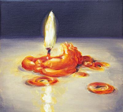 Cornelius Völker, 'Candle', 2014
