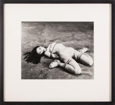 Nobuyoshi Araki, 'Untitled (Tokyo Novelle)', 1995