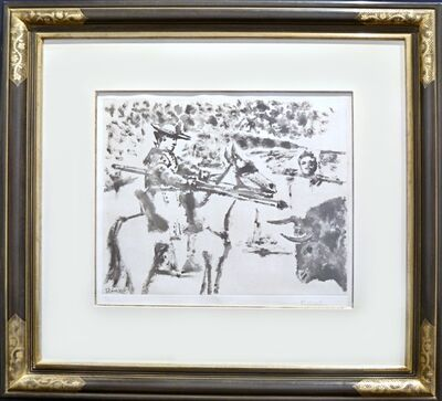 Pablo Picasso, 'Le Picador (Bloch 692)', 1952