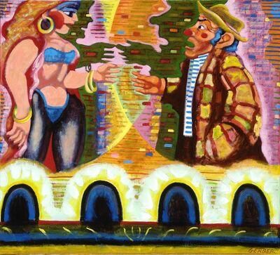 Jack Gerber, 'Burlesque', 2003